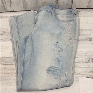 Maurice's jeans, size XL